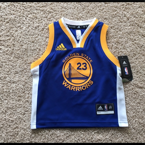low priced 1326f 1b9ba NEW Golden State Warriors Draymond Green jersey 2T NWT